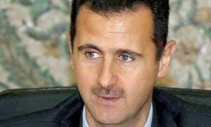 Il presidente siriano Assad