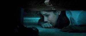 the purge - figlia sotto al letto