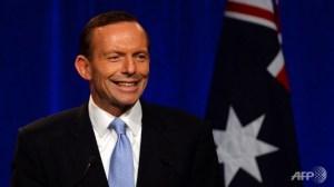 Tony Abbott, primo ministro australiano