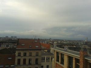 Il cielo sopra Bruxelles