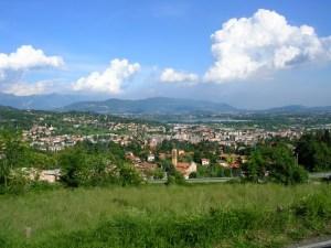 Erba, Brianza. 16.000 abitanti.