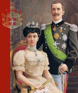 Beata gioventù. Vittorio Emanuele ed Elena.