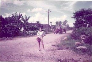 Era il 1984 e la nostra scrittrice veleggiava su Cuba, quando ancora il turismo internazionale sull'isola era ai primi passi.