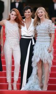 Kristen Stewart, Juliette Binoche e Clhole Grace Moretz sono magnifiche sul tappeto rosso di Cannes, ma in questo film ancora dipiù