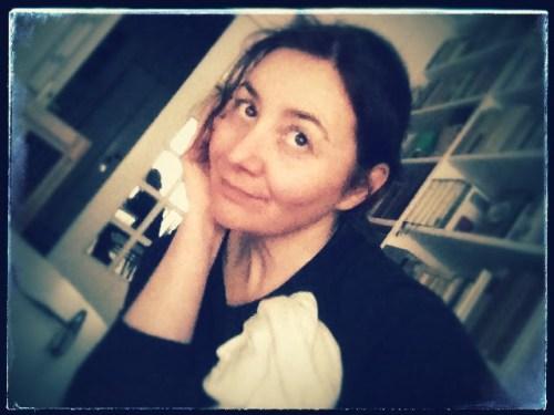 """Susanna Tartaro, conduttrice e autrice di """"Dante 7.5.0"""" e responsabile di """"Fahrenheit"""", su Radio3."""
