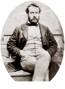 Jules Verne giovane.