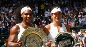 Finale femminile 2015: Williams contro Muguruza.