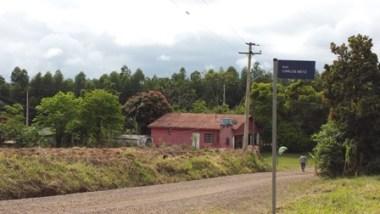 Lungo il secondo percorso verso Morro Reuter, prima dell'incontro con la pianta delle babane