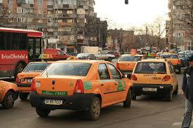 taxi bucarest