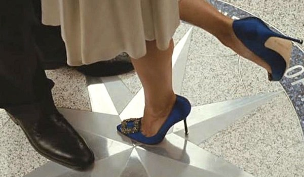 1_Sex and the City, scarpe di Manolo Blahnik