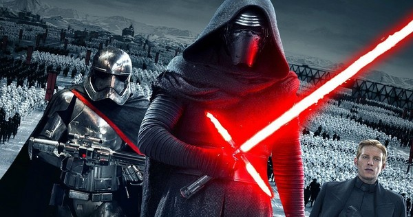 star wars VII kylo ren