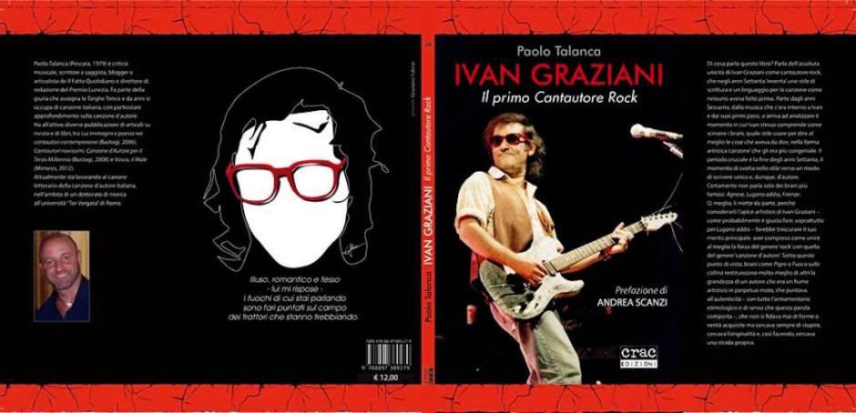 Ivan Graziani visto da Paolo Talanca