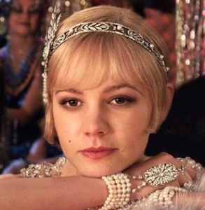 "Carey Mulligan nel ruolo di Daisy Buchanan in ""Gatsby"" (2013)"