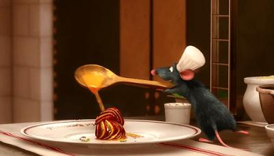 E se un topo vi preparasse i tortellini proprio come li faceva la vostra mamma?