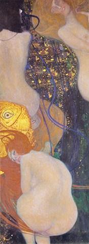 Pesci d'oro, collezione privata