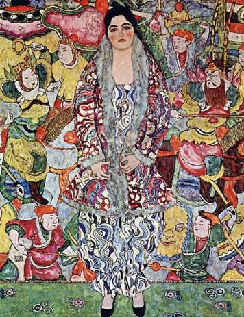 Ritratto di Friederike-Maria Beer, Collezione-privata