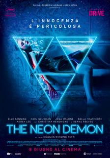 NEONDEMON poster