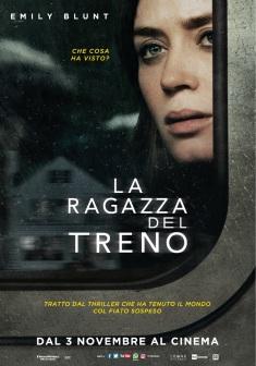 Locandina La ragazza del treno - film