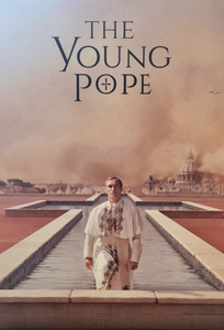 the young Pope copertina
