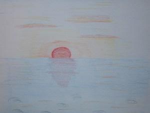Sunset-at-Ocean-Beach-(SanFrancisco)