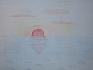 Sunset at Ocean Beach (SanFrancisco)