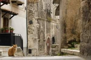 Castel di Ieri (AQ). Foto: Valentina