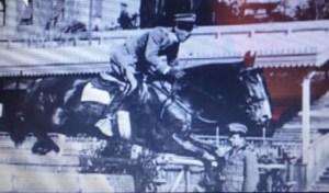 Guillet si allena per le Olimpiadi del 1936