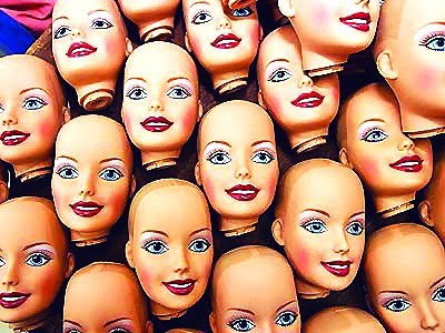 barbie primini