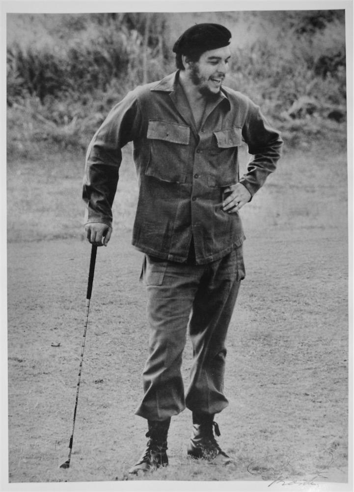 Che-Guevara-Juego-de-Golf-1961-