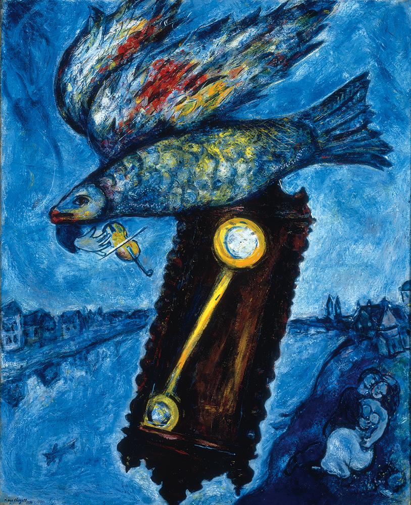 Il tempo è un fiume senza rive, Collezione Kathleen Kapnick, New York