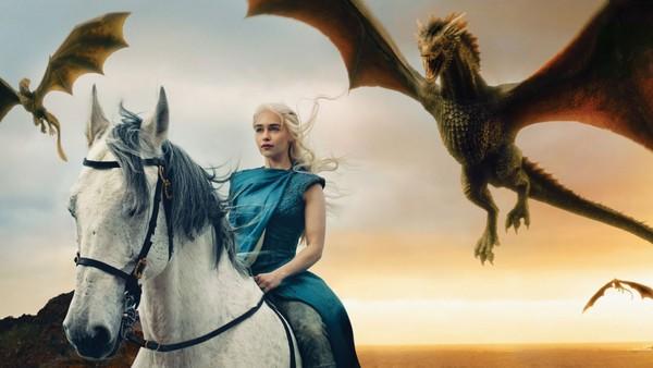 Il trono di spade - Daenerys Targaryen, la regina dei draghi