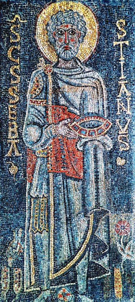 San Sebastiano, San Pietro in Vincoli, Roma