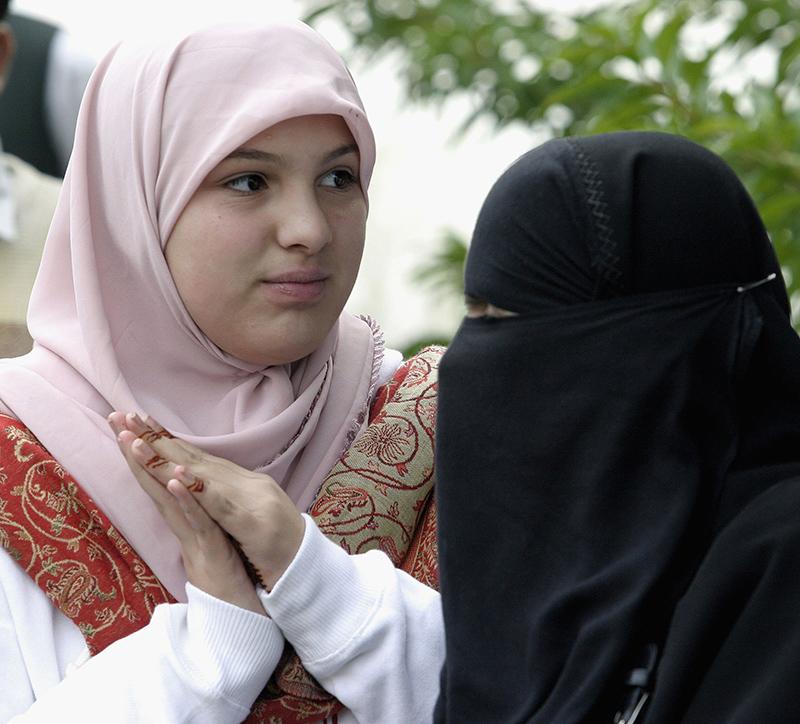 Hijab e Nikab