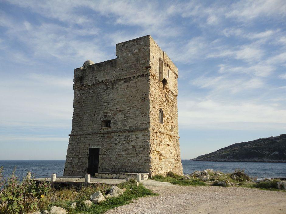 Torre d'avvistamento in Puglia
