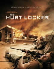 Locandina 'The Hurt Locker', Kathryn Bigelow, 2009