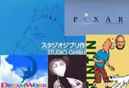 le anteprime delle grandi produzioni animate