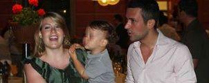 barbara berlusconi col marito e il figlio