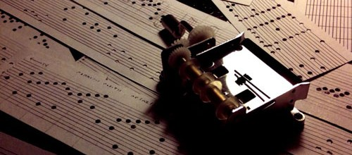 Make Your Own Music Box Melodies