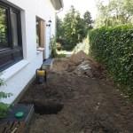 Baustelle Garten