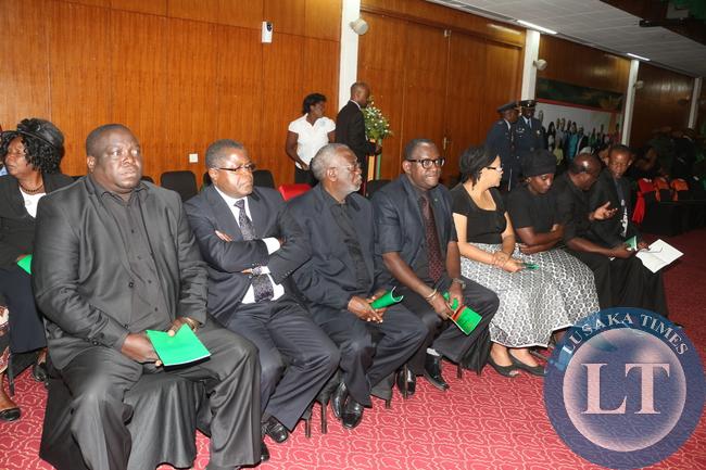 Zambia mourns President Sata - Part3