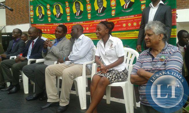 Zambia needs better health care - Hakainde Hichilema