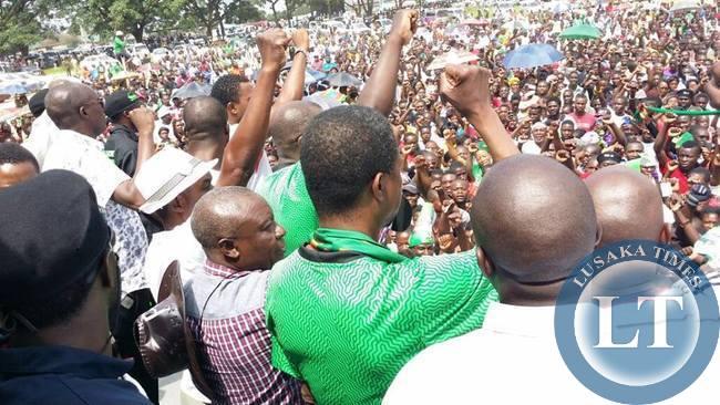 Kitwe Rally