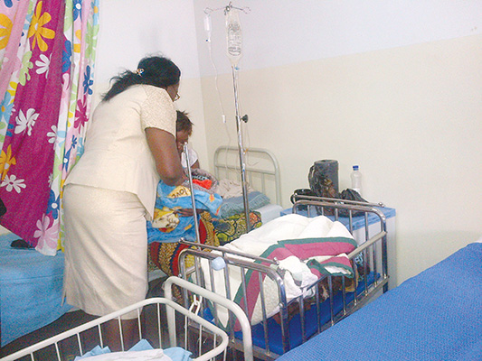 Government to install dialysis machines in all hospitals by 2017