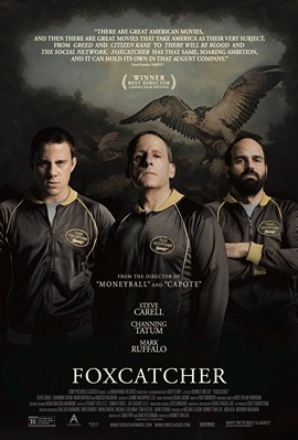 Academy Award nominee  ,Movie Review : Foxcatcher