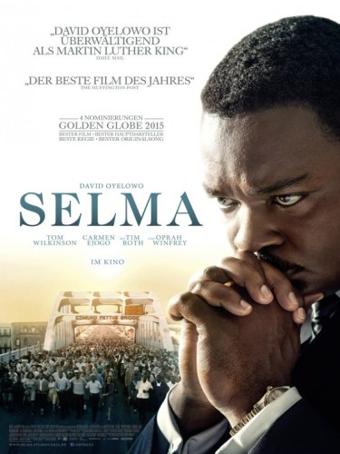 Academy Award winner movie review : Selma
