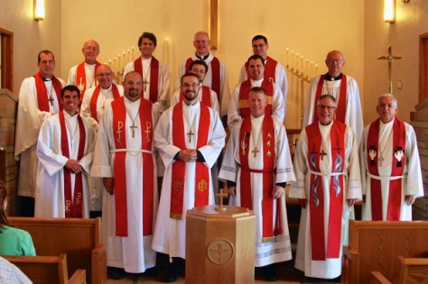 Ordination Sermon for Rev. Troy W. Peperkorn (July 6, 2014)