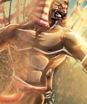 Egyptian Lancer