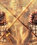 Egyptian Guard Color