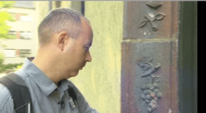 Vollstreckungsbeamter Andre Schulz