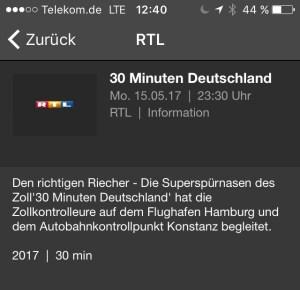 RTL Reportage